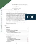 Scott Morrison and Ari Nieh- On Khovanov's cobordism theory for su3 knot homology