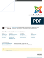 Joomla Security Report Www.belroseproperties