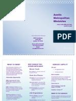 AMM Brochure