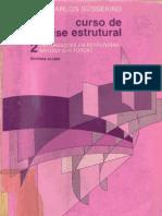 Sussekind - Vol 2 - Deformações em Estruturas e  Método das Forças