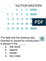 Blueprint Game
