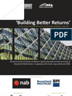 Returns on Green Buildings