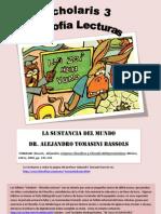 La Sustancia Del Mundo - Filosofia Wittgensteniana - Alejanfro Tomasini Bassols - Pp 135 a 154 - Scholaris