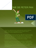 Sindrome de Peter Pan