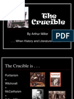 The Crucible Power Point
