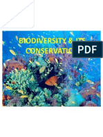Biodiversity and Its Conservation[1] 2003