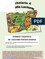 Nombres y Existencia- Filosofia Wittgensteiniana- Alejandro Tomasini Bassols - Pp 62 a 79 - Scholaris