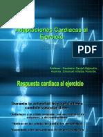 Adaptaciones Cardiacas TP