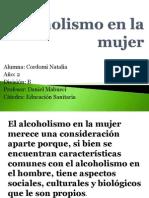 Alcoholismo en La Mujer
