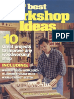 Wood Magazines 10 Best Workshop Ideas