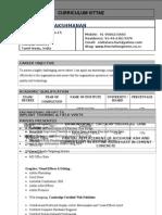 Hari New Resume