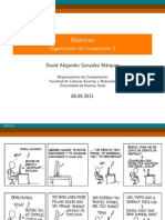Matrices Published