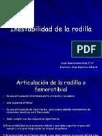ad de La Rodilla