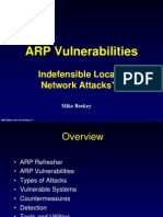 ARP Hazards
