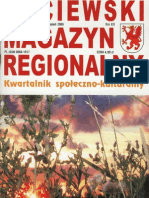 Kociewski Magazyn Regionalny Nr 54
