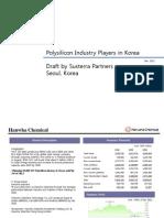 2011.12 - Korean Polysilicon Players