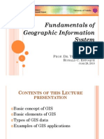 Fundamentals of GIS Estoque