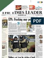 Times Leader 12-09-2011