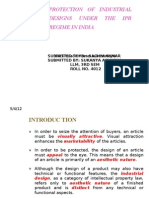 Designs Act Ppt