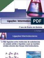 Ligacao intermolecular