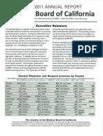 Med Board Report