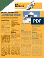 Museo Aeronáutico en Playa Honda- Rincón Cultural septiembre 2011