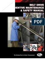 Belt Preventive Maintenance Manual