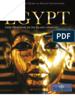 Ancient Egypt - From Prehistory to the Islamic Conquest