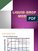 LIQUID–DROP MODEL