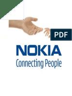 NOKIA Presentation Marketing