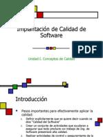 Aseguramiento de Calidad Software