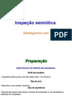 Inspeção semiótica
