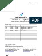 Flex.view V3 1 Help Manual 5000 0001 0040 E