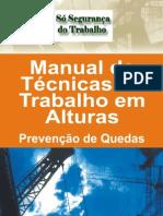 Manual de Tecnicas de Trabalho Em Alturas - Prevencao de Quedas