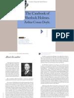 Sir Arthur Conan Doyle - Case Book of Sherlock Holmes