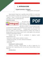 Proiect Merchandising - Supermarket Integral