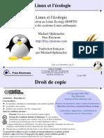Linux Ecology Fr