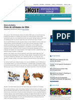 Cinto de Utilidades Do DBA