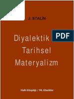 DiyalektikVeTarihselMateryalizm