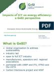 impacts of ict on energy efficiency