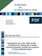 Ops- Risk Presentation