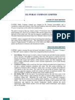 G-Steel - Company Case Study