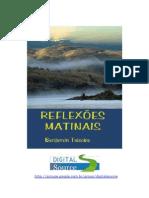 Benjamim Teixeira - Reflexões Matinais (pdf)(rev)