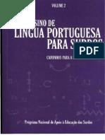 Ensino de Língua Portuguesa para Surdos volume 2