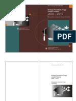 Strategi Pendidikan Tinggi Jangka Panjang 2003-2010, HELTS 2003-2010 (Higher Education Long Term Strategy), Dirjen Dikti Depdiknas Indonesia