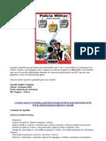 Apostila PMSC Agente Temporário de Serviço Administrativo