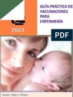 Vacunaciones Para Enfermeria 2003