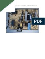 Fuente Monitor Samsung 920lm