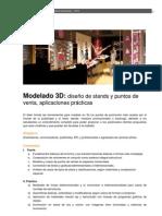 2012_Modelado 3D Diseño de stands y puntos de venta aplicaciones practicas