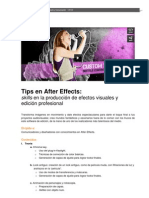 2012_Tips en After Effects Skill en La Produccion de Efectos Visuales y Edicion Profesiona